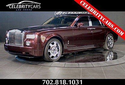 2005 Rolls-Royce Phantom Sedan for sale 100768808