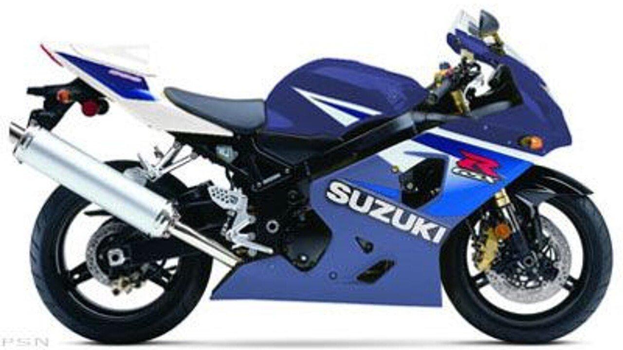 2005 Suzuki GSX-R600 for sale 200464819