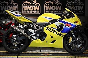 2005 Suzuki GSX-R600 for sale 200591542