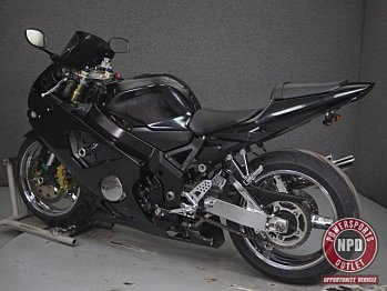 2005 Suzuki GSX-R600 for sale 200612324