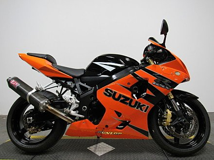 2005 Suzuki GSX-R600 for sale 200530046