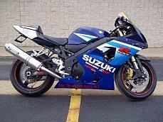 2005 Suzuki GSX-R600 for sale 200556281