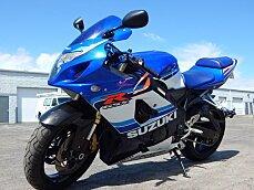 2005 Suzuki GSX-R600 for sale 200572199