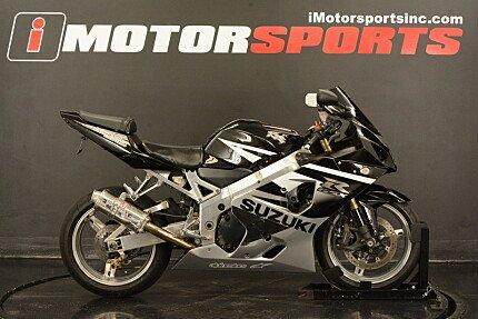2005 Suzuki GSX-R600 for sale 200585073