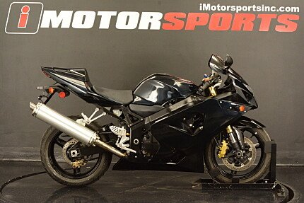 2005 Suzuki GSX-R600 for sale 200591442