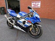 2005 Suzuki GSX-R600 for sale 200633708