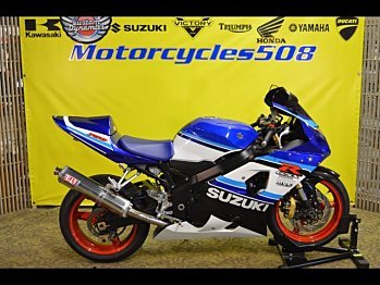 2005 Suzuki GSX-R750 for sale 200449992