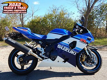 2005 Suzuki GSX-R750 for sale 200643179