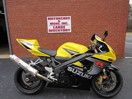 2005 Suzuki GSX-R750 for sale 200532792