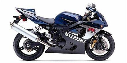 2005 Suzuki GSX-R750 for sale 200545983
