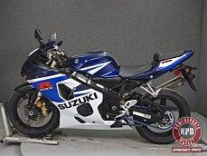 2005 Suzuki GSX-R750 for sale 200616076