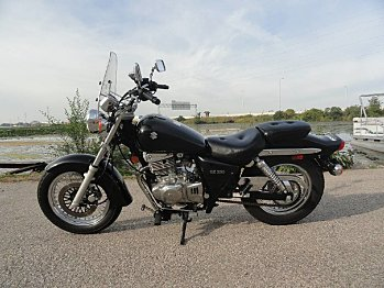 2005 Suzuki GZ250 for sale 200336785