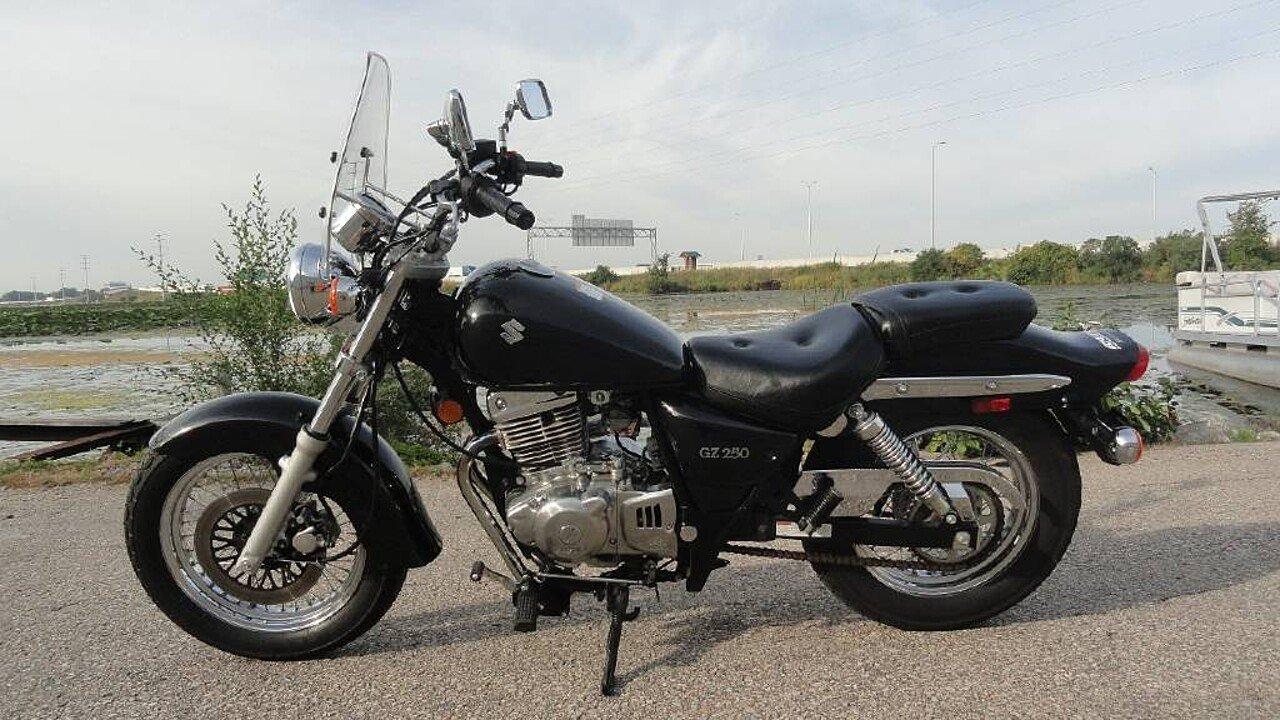 2005 Suzuki GZ250 for sale 200336785