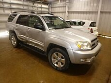 2005 Toyota 4Runner 4WD for sale 100777137