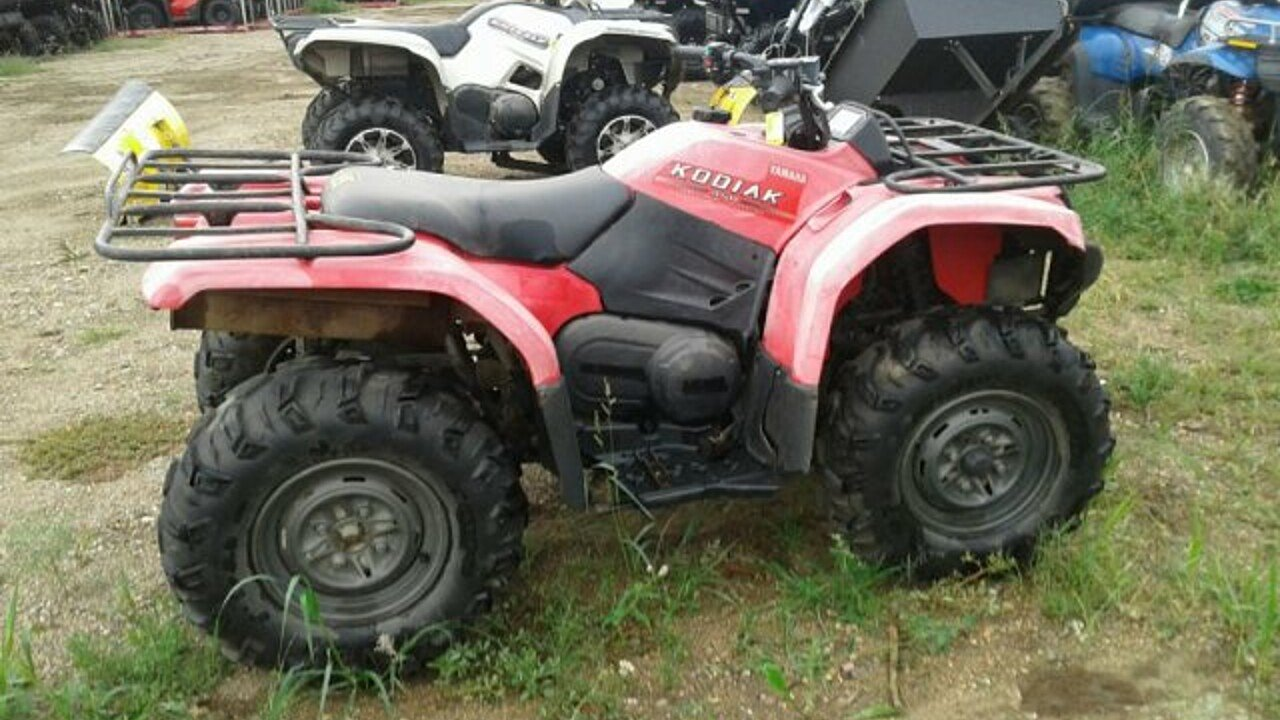 2005 Yamaha Kodiak 450 for sale 200487830