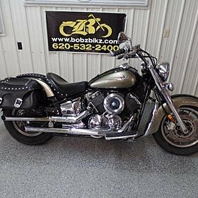 2005 Yamaha V Star 1100 for sale 200503808