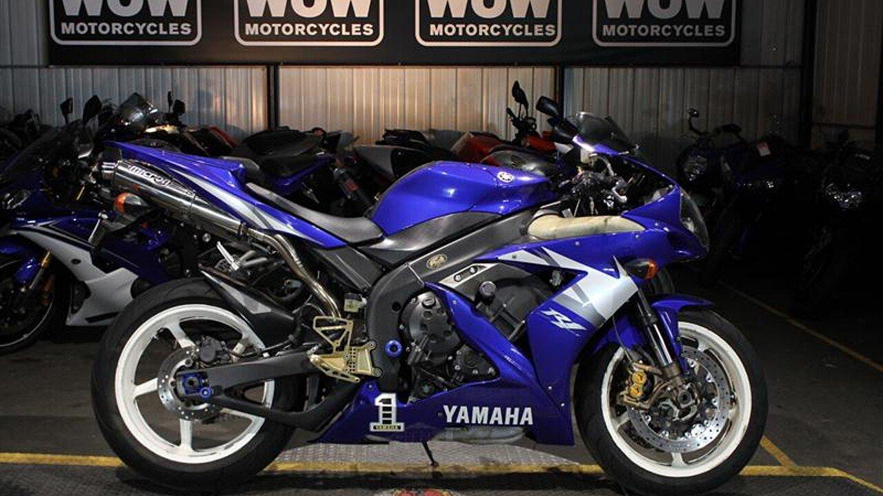 2005 Yamaha YZF-R1 for sale 200545477
