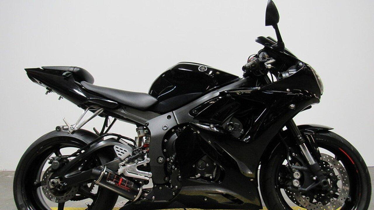 2005 Yamaha YZF-R6 for sale near Canton, Michigan 48187 ...