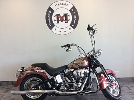 2005 harley-davidson Softail for sale 200588297