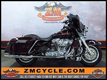 2005 harley-davidson Touring for sale 200438603