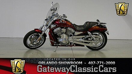 2005 harley-davidson V-Rod for sale 200560080