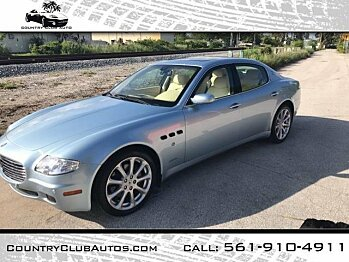 2005 maserati Quattroporte for sale 100925159