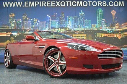 2006 Aston Martin DB9 Volante for sale 100789517