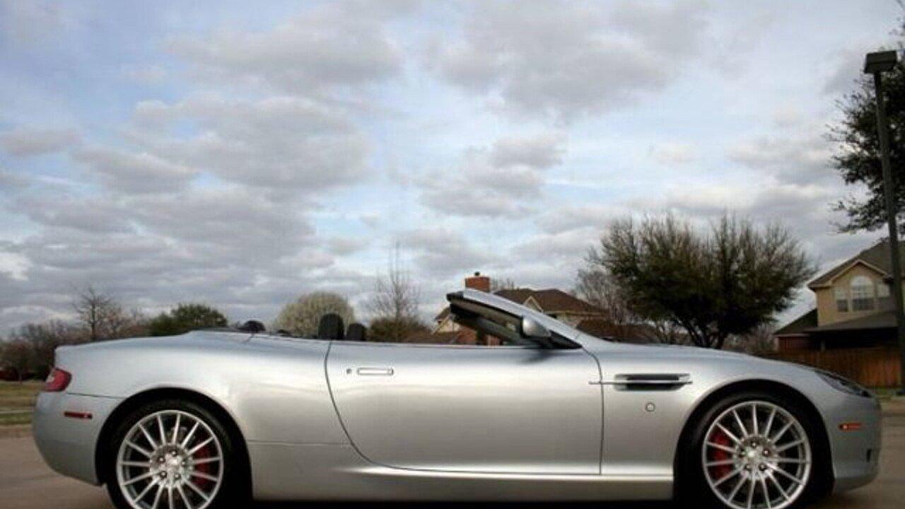 Aston Martin DB For Sale Near Cadillac Michigan - 2006 aston martin db9 for sale