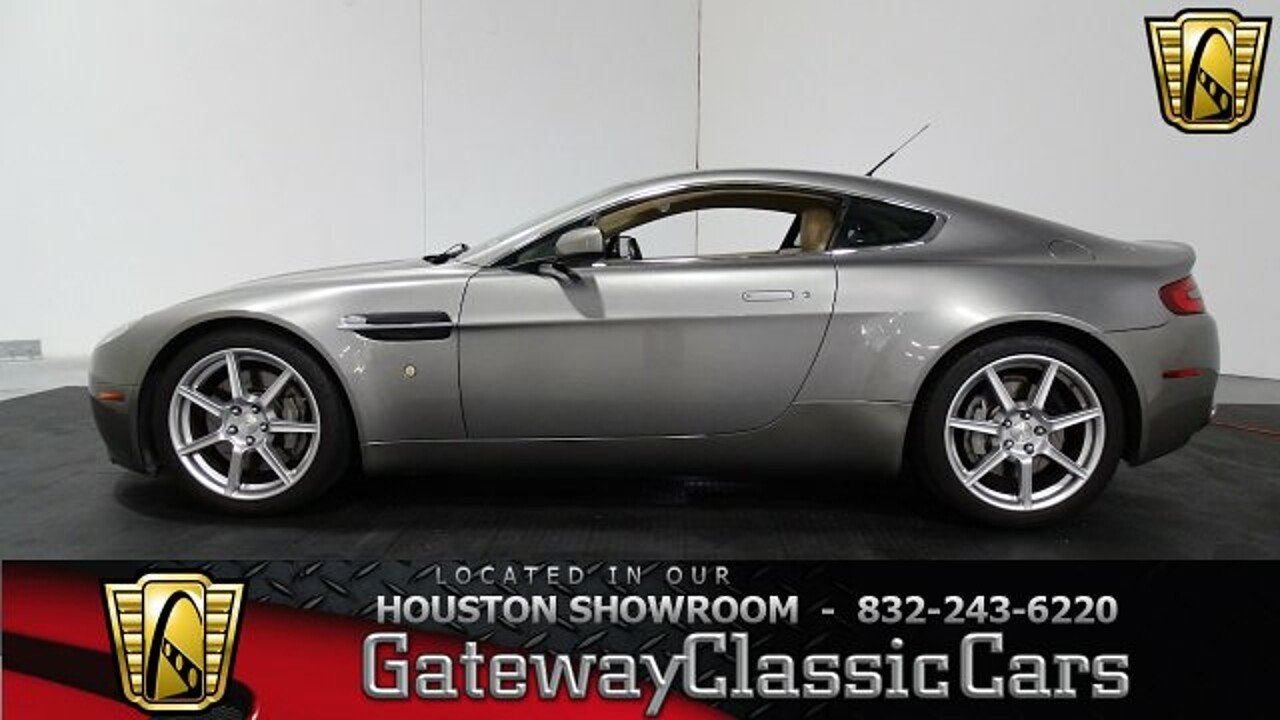 2006 Aston Martin V8 Vantage Coupe for sale 100949168
