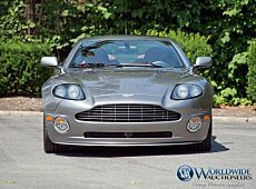 2006 Aston Martin Vanquish for sale 100889935