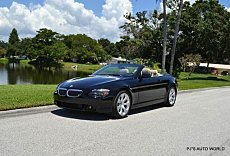 2006 BMW 650i Convertible for sale 100787025