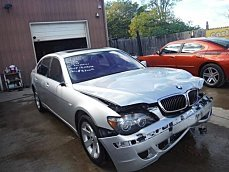 2006 BMW 750Li for sale 100782854