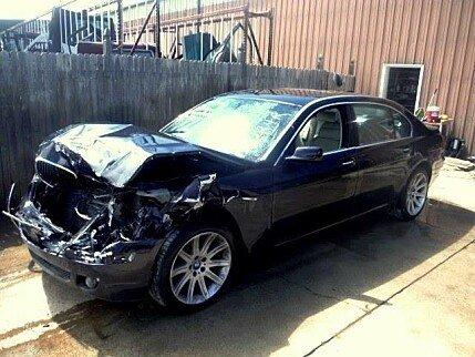 2006 BMW 750Li for sale 100782855