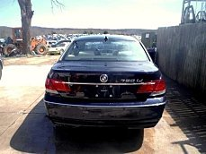 2006 BMW 750Li for sale 100782855