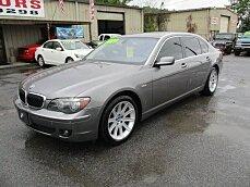 2006 BMW 750Li for sale 101028239