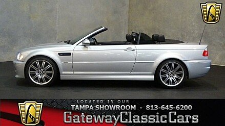2006 BMW M3 Convertible for sale 100782074
