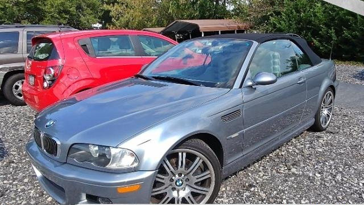 2006 BMW M3 Convertible for sale 100944601
