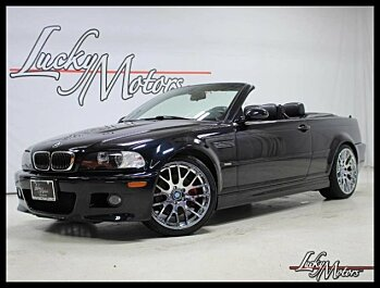 2006 BMW M3 Convertible for sale 100959928