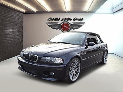 2006 BMW M3 Convertible for sale 100929794