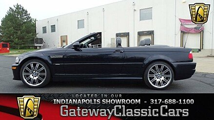 2006 BMW M3 Convertible for sale 100991313