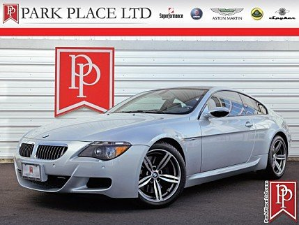 2006 BMW M6 Coupe for sale 100845396