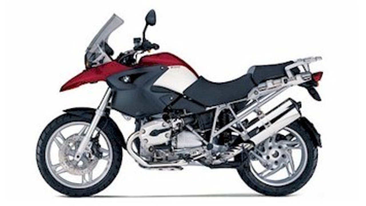 2006 BMW R1200GS ABS w/ Saddle bags for sale 200586417