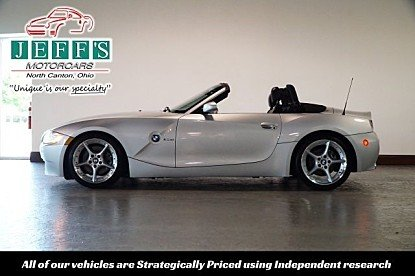 2006 BMW Z4 3.0si Roadster for sale 100783584