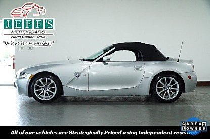 2006 BMW Z4 3.0i Roadster for sale 100814260