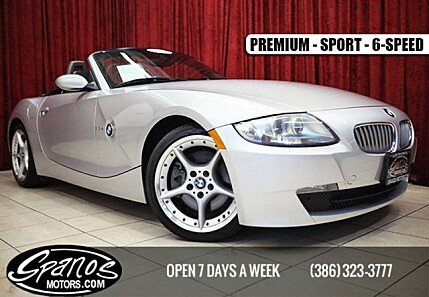 2006 BMW Z4 3.0si Roadster for sale 100832394