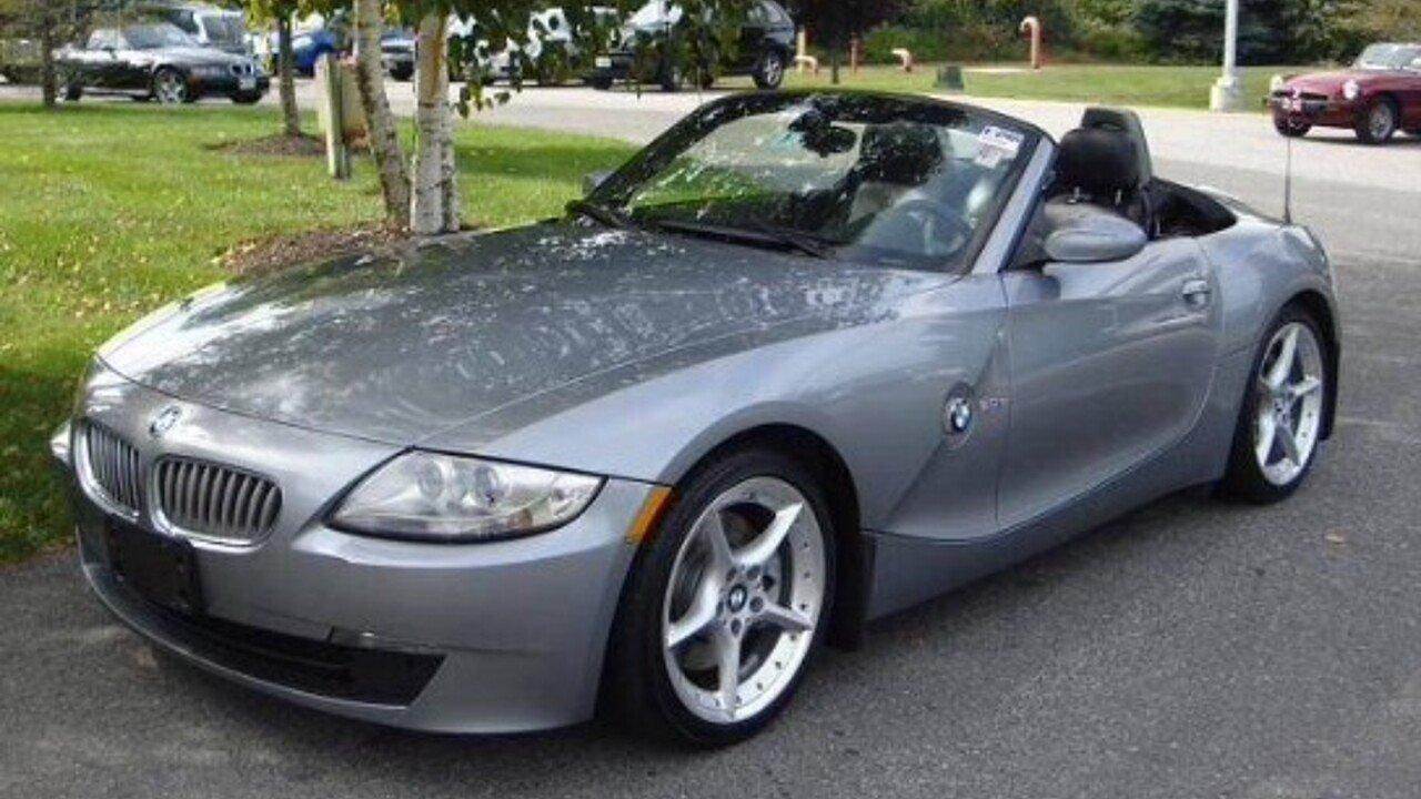 2006 BMW Z4 3.0si Roadster for sale near SANTA BARBARA, California ...