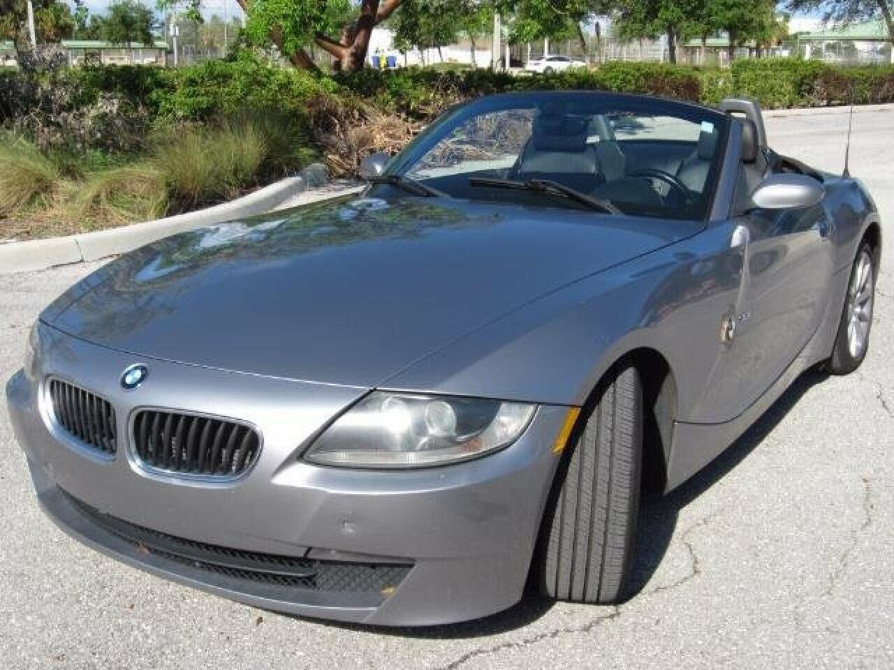 2006 bmw z4 3.0i roadster for  near delray beach, florida