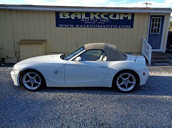 2006 BMW Z4 3.0si Roadster for sale 100946217