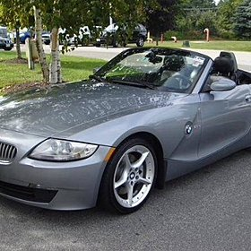 2006 BMW Z4 3.0si Roadster for sale 100775212