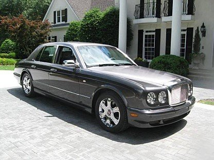 2006 Bentley Arnage R for sale 100991079